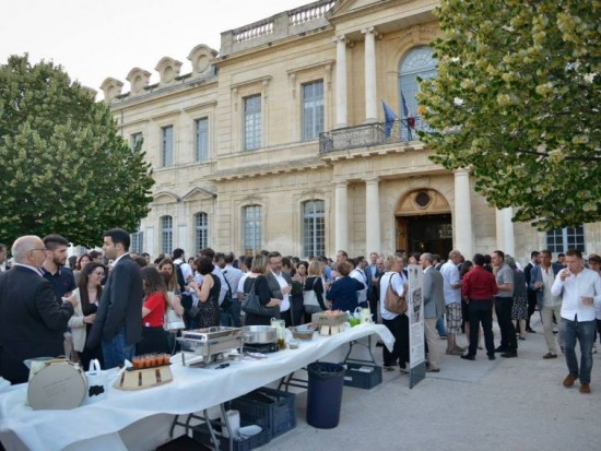 Afterwork à l'Université d'Avignon
